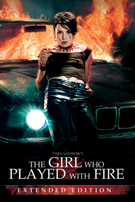 Niels Arden Oplev & Daniel Alfredson - The Girl Who Played With Fire (Extended Edition)  artwork