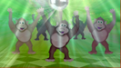 El Baile del Gorila - CantaJuego