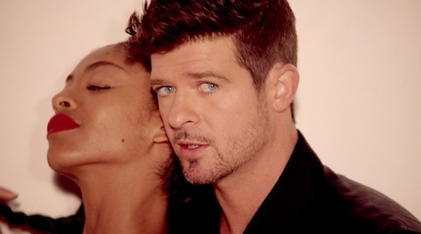 Robin Thicke -  music video wiki, reviews