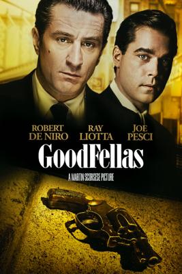 Martin Scorsese - Goodfellas (Remastered Feature)  artwork