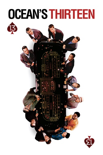 Ocean's Thirteen movie poster