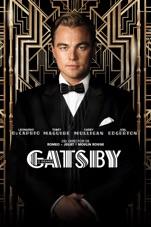 Capa do filme O Grande Gatsby (2013)