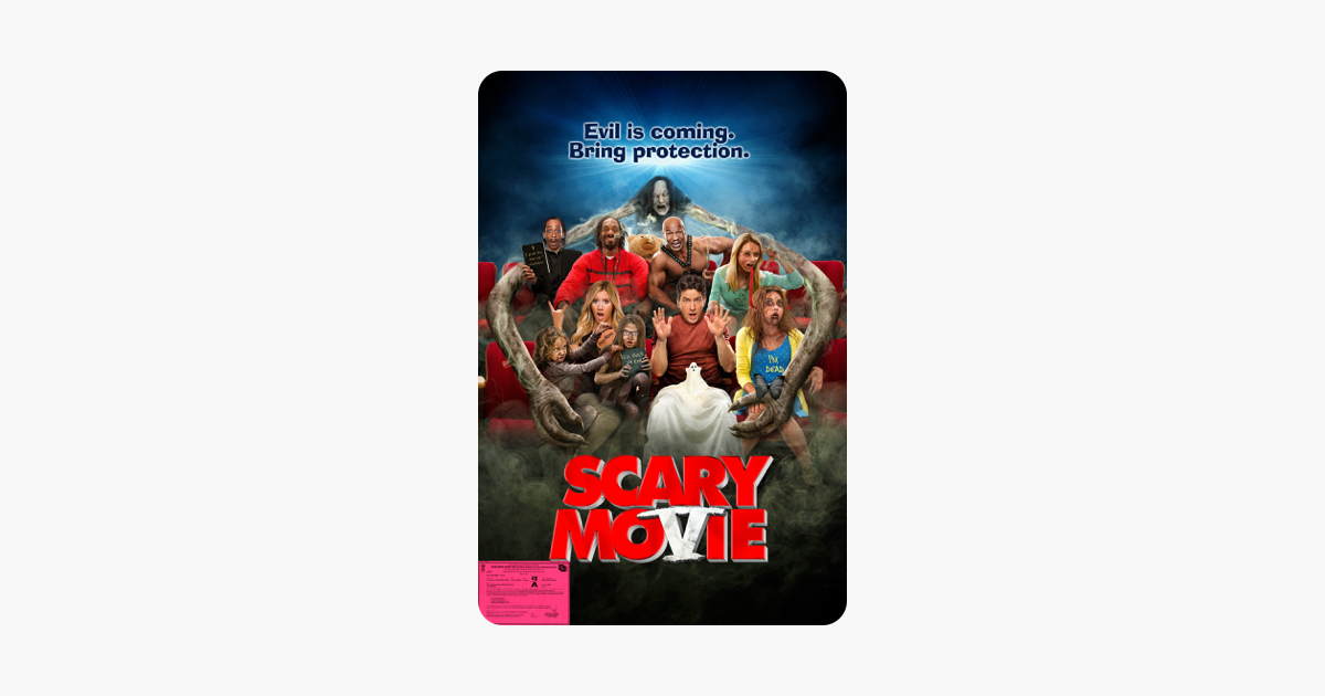 Scary Movie 5 on iTunes