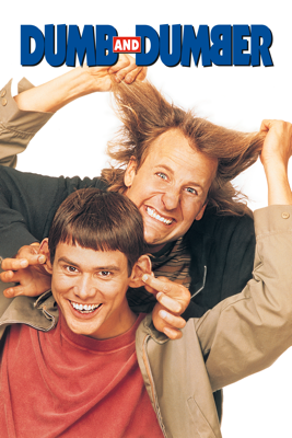 The Farrelly Brothers & Peter Farrelly - Dumb and Dumber  artwork