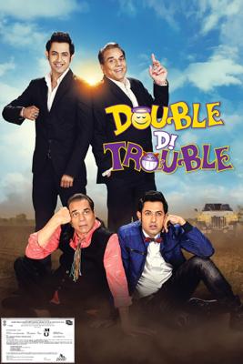Smeep Kang - Double Di Trouble artwork