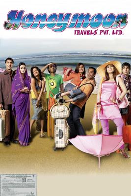 Reema Kagti - Honeymoon Travels Pvt. Ltd. artwork