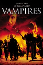 Capa do filme Vampiros De John Carpenter (John Carpenter's Vampires)
