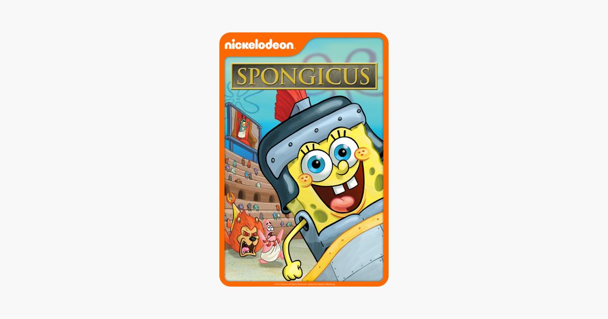 SpongeBob SquarePants: Spongicus on iTunes
