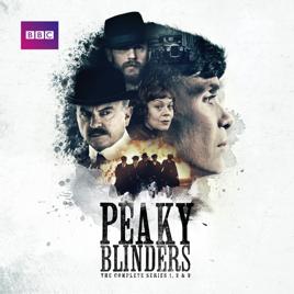 Peaky Blinders, Series 1 - 3