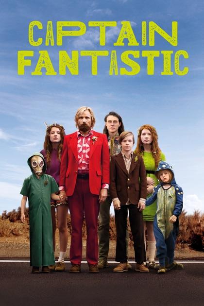captain fantastic film
