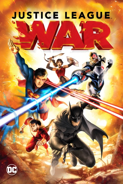 Justice League War Deutsch