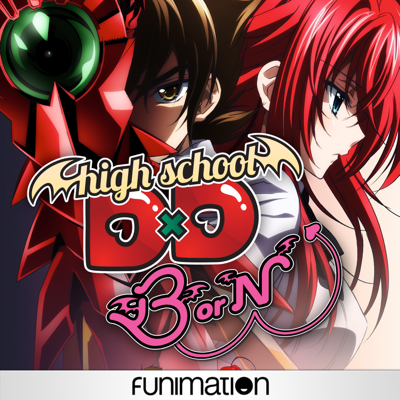 High School DxD Born, Season 3 HD Download