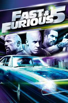 Justin Lin - Fast & Furious 5 illustration