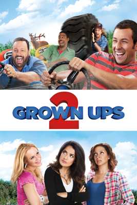 Dennis Dugan - Grown Ups 2 artwork