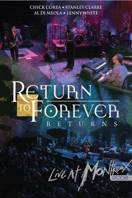 Return to Forever - Return to Forever - Returns: Live at Montreux 2008 illustration