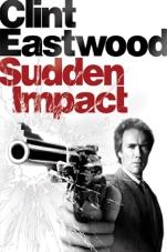 Capa do filme Impacto Fulminante (Sudden Impact)
