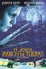 El joven manos de tijera - Tim Burton