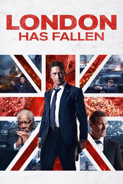 London Has Fallen On Itunes