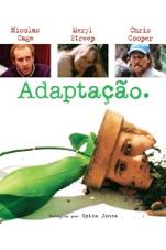 Capa do filme Adaptação