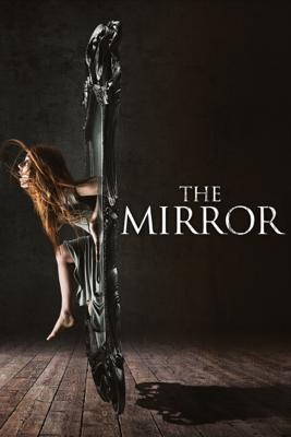 Mike Flanagan - The Mirror (2013) illustration