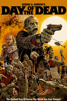 Day of the Dead: Collector's Edition - George A. Romero