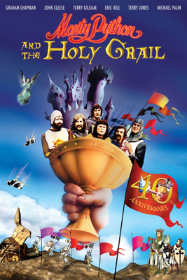 Monty Python - Monty Python and the Holy Grail  artwork