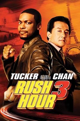 Poster of Rush Hour 3 2007 Full Hindi Dual Audio Movie Download BluRay 720p