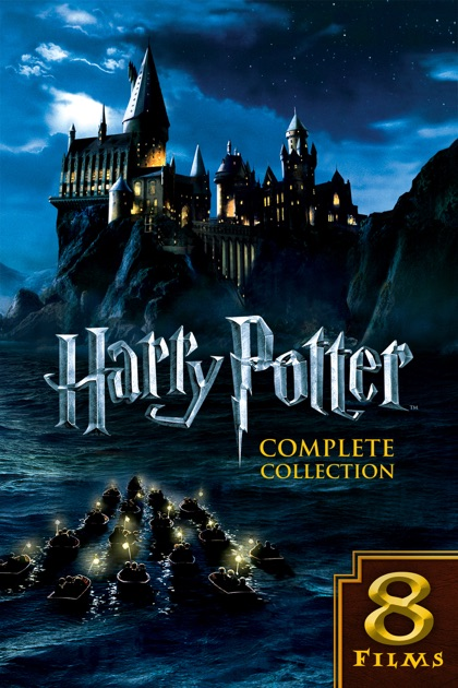 Harry Potter Complete Collection - A Film Collection on iTunes