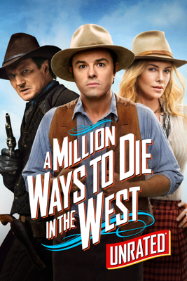 A Million Ways to Die In the West (Unrated) HD Download