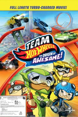 Matt Danner - Team Hot Wheels: The Origin of Awesome! artwork