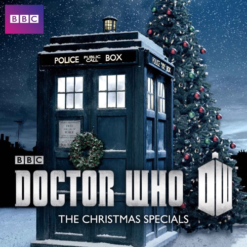 Doctor Who: 10 Years of Christmas with the Doctor poster