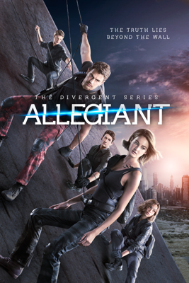 Robert Schwente - The Divergent Series: Allegiant  artwork