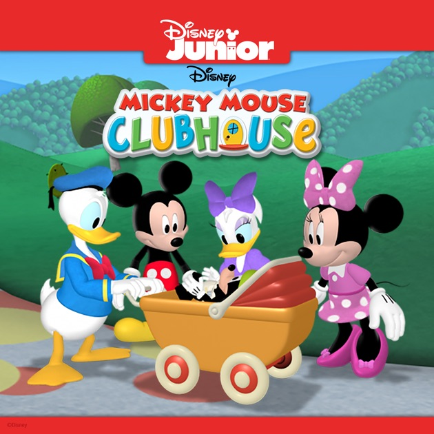mickey mouse clubhouse vol 4 on itunes