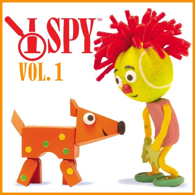 I Spy Cartoon Characters : I spy vol on itunes