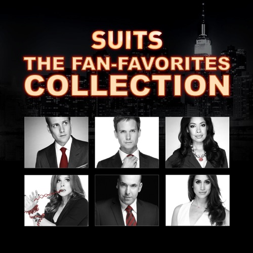 Suits, The Fan-Favorites Collection movie poster
