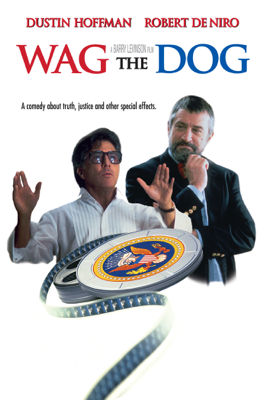Barry Levinson - Wag the Dog  artwork