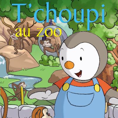 T'choupi: au zoo - T'choupi
