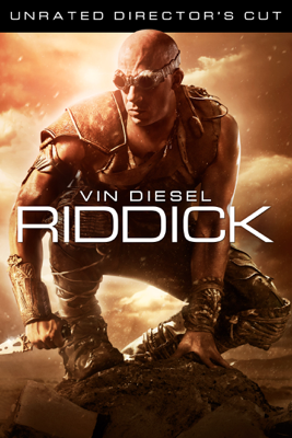 Riddick (Unrated Director's Cut) - David Twohy