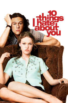 Image result for 10 things i hate about you poster
