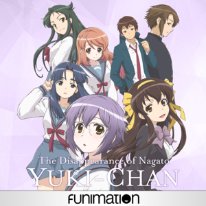 The Disappearance of Nagato Yuki-Chan, Complete Series