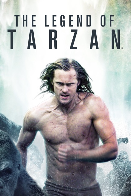 The Legend Of Tarzan English Mp4 Movie Download In Hindi