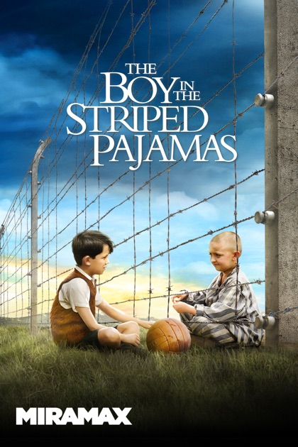 irony in boy in the striped pyjamas