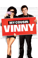 Jonathan Lynn - My Cousin Vinny artwork