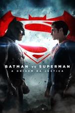 Capa do filme Batman vs Superman: A Origem da Justiça