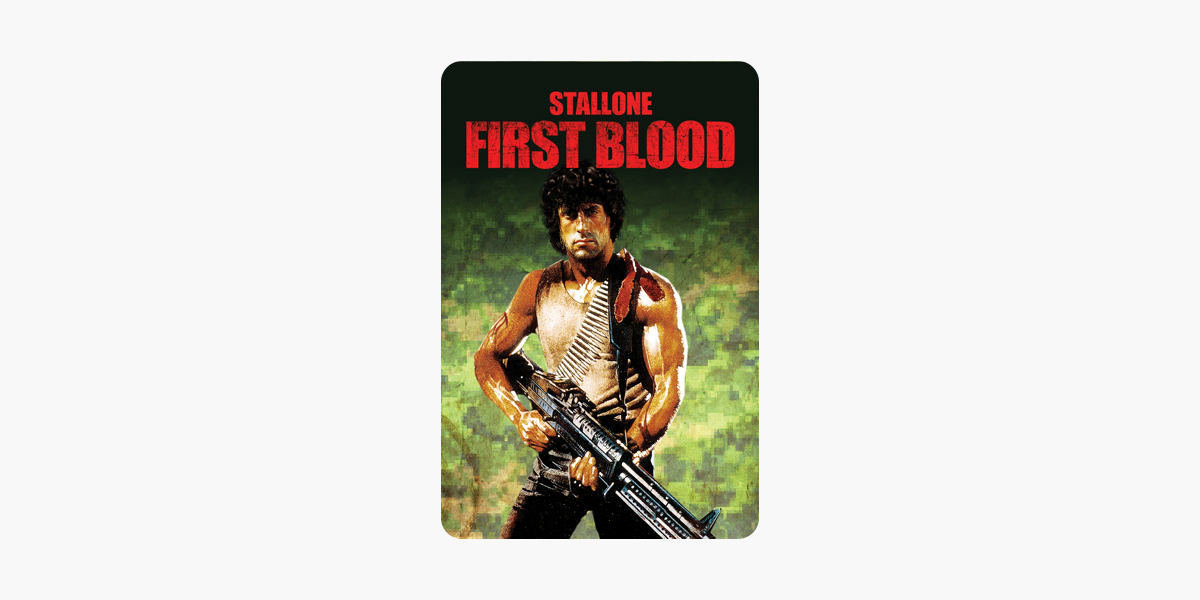 ‎Rambo: First Blood on iTunes