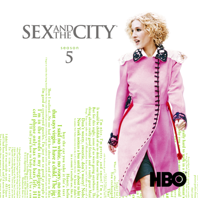 Sex and the City, Saison 5 (VOST) - Sex and the City