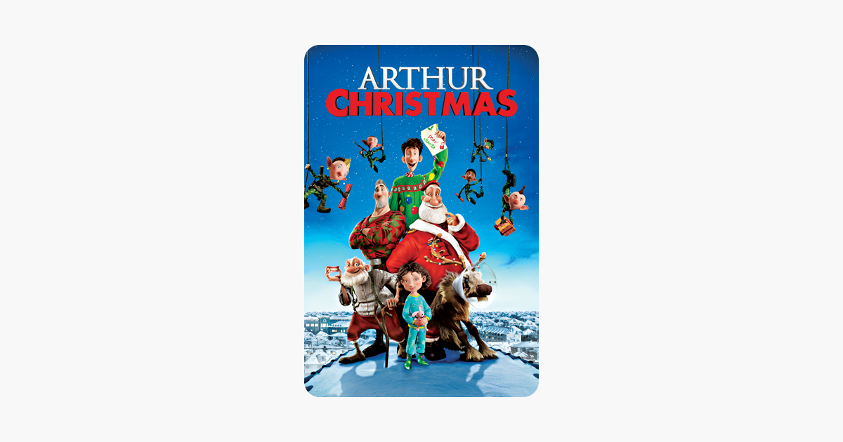 Arthur Christmas on iTunes