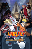 Naruto: The Movie - Die Legende des Steins von Gelel