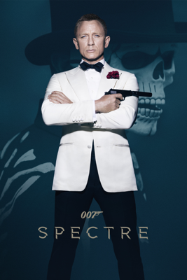 Sam Mendes - 007 Spectre illustration