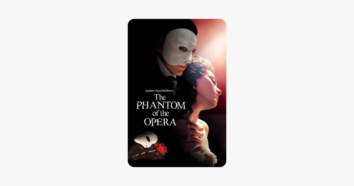 the phantom of the opera 2004 hd download